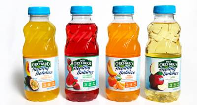 Healthy Balance Single-Serve Reduced-Sugar Juice Drinks