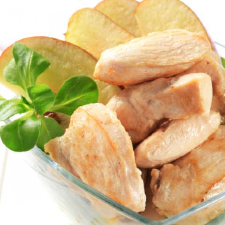 Apple Clove Chicken