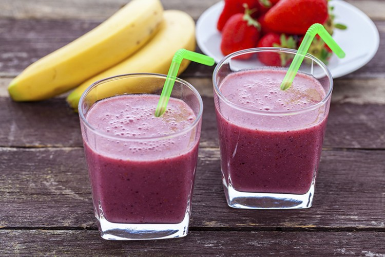Berry Blend Smoothie