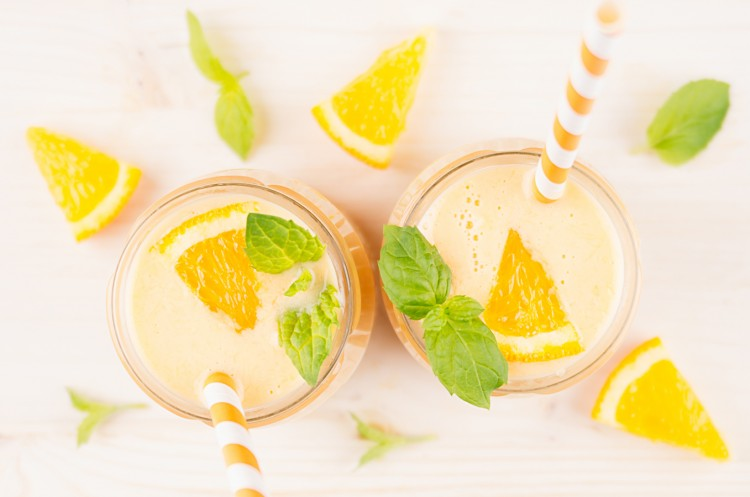 Citrus Refresh Smoothie