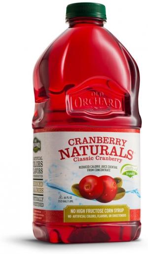 64oz - Cranberry Naturals - Classic Cranberry