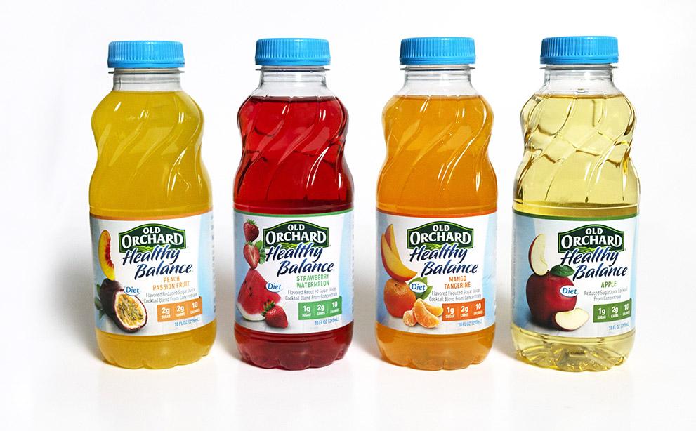 10oz Healthy Balance Single-Serve Juice Drinks