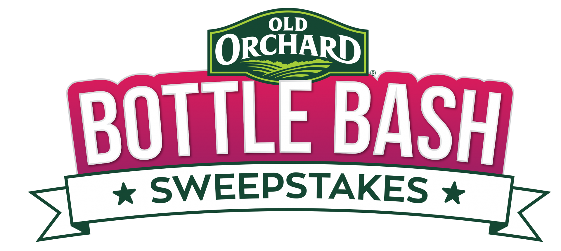 Bottle Bash Sweepstakes Old Orchard Brands