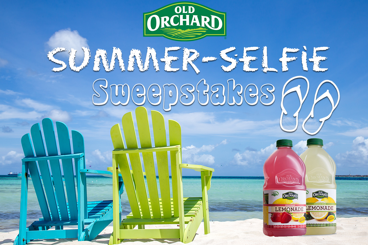 Summer Selfie Sweepstakes | Old Orchard Brands