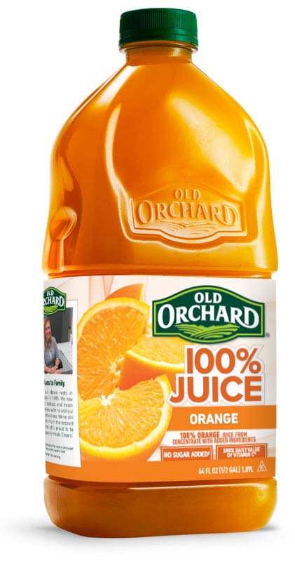how to make frozen orange juice