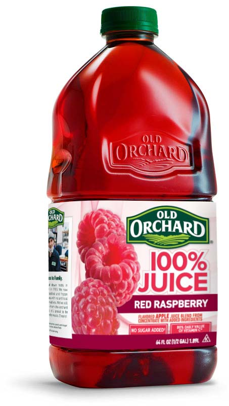 Shop for Old Orchard Juice in Beverages. Buy products such as Old Orchard % Juice Apple Kiwi Strawberry Concentrate Frozen 12 Oz Can at Walmart and save.
