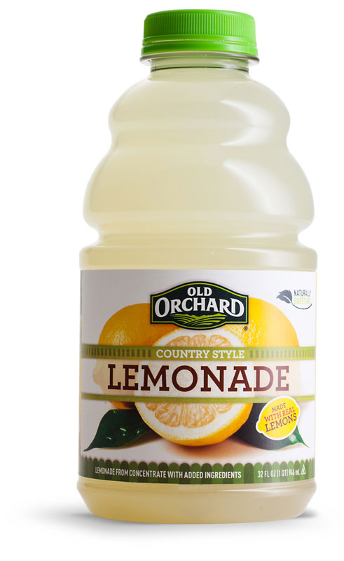 Country Style Lemonade Old Orchard Brands