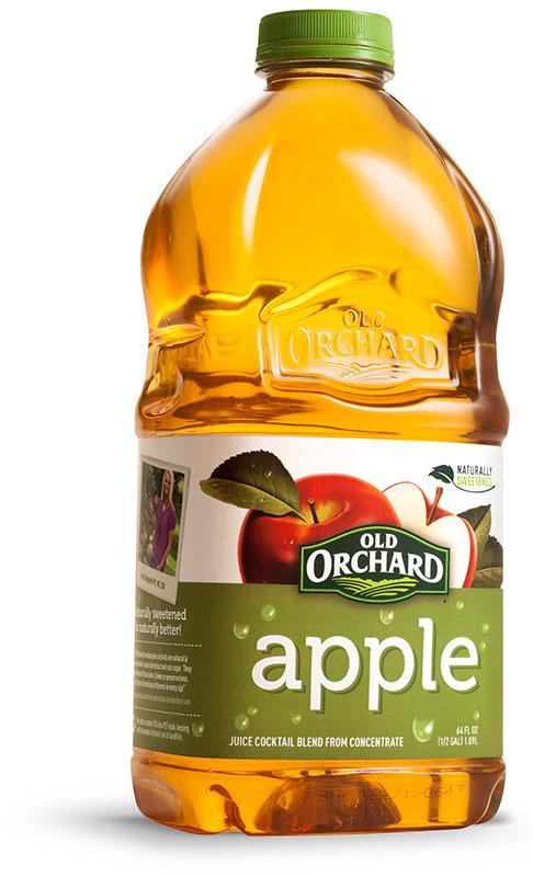 64oz Juice Cocktails Apple