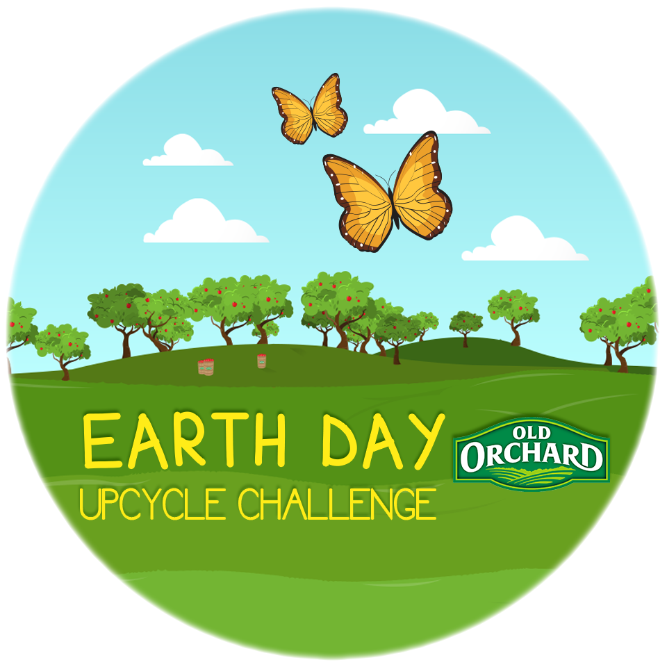 Old Orchard Earth Day Upcycle Challenge